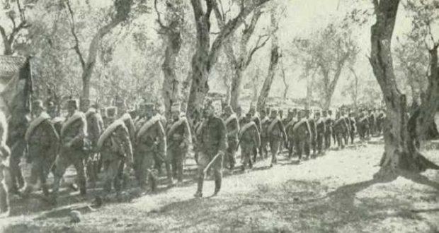 Војска Краљевине Србије у Првом светском рату (Фото: Викимедиа)