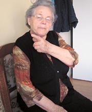 Milka Pepić-Kovačević (Foto S. Sabljić)