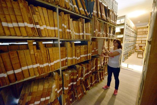 U Arhivu se čuvaju dokumenti stari oko tri veka,Foto D. Dozet