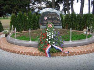 Spomenik u Blajburgu (Foto Vikipedija)