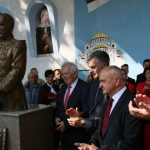 U selu Ritešić kod Doboja danas je otkrivena spomen-bista ruskom caru Nikolaju Drugom, čije postavljanje je organizovalo Udruženje srpsko-ruskog prijateljstva i jedinstva pravoslavnih naroda, uz podršku ruske Ambasade u BiH.