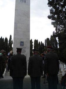 Grčko vojničko groblje Foto: Promo