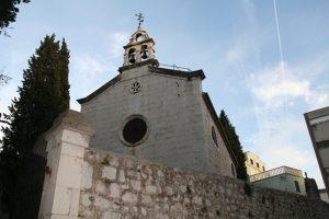 Hram Uspenja Presvete Bogorodice u Šibeniku
