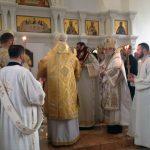 U Manastiru Rođenja Svetog Jovana Krstitelja u Jasenovcu danas je održana centralna proslava povodom praznika Svetih novomučenika jasenovačkih, koji se obilježava 13. septembra.