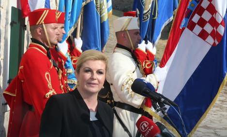 Foto: D. Božić / RAS Srbija Kolinda Grabar Kitarović