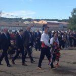 U pomen svim stradalim vijenac je položila delegacija Opštine Kozarska Dubica.