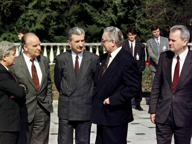"""Podele među predsednicima su bile vidljive, uprkos """"prisnosti"""" sa kojom su izlazili u javnost"""