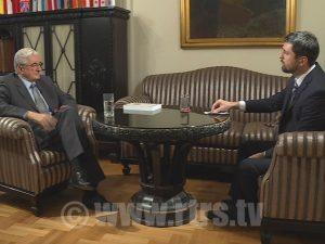 Intervju Miroslav Tuđman Foto: RTRS