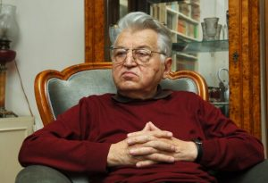 Dobrica Ćosić Foto P. Mitić