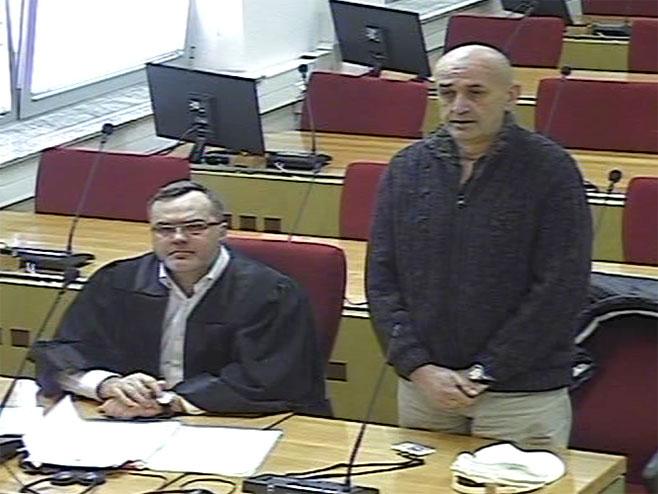 Jozo Đojić osuđen na šest godina zatvora (Foto: BIRN BiH)