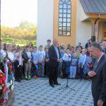 U banjalučkom naselju Lauš danas je otkriven i osveštan spomenik za 115 poginulih i šest nestalih boraca Vojske Republike Srpske /VRS/ u odbrambeno-otadžbinskom ratu.