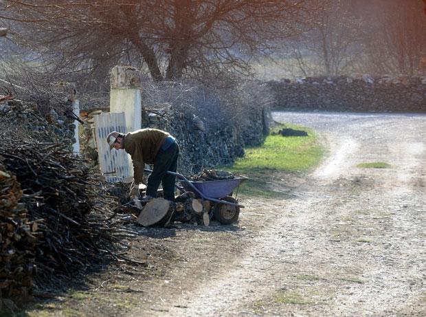 Малобројни Срби у селима између Задра и Книна Фото Игор Маринковић