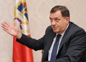 Milorad Dodik / Foto V. Daničić
