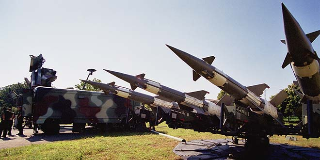 Raketni sistem NEVA