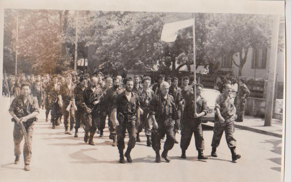 Nevesinjska brigada (1993. godina)