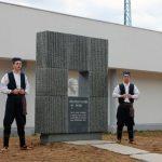 У Требињу је данас откривен споменик Александру Маслеши, најмлађем погинулом борцу Требињске бригаде Војске Републике Српске.