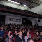 """U Kulturnom centru na Palama predstavljen je film """"Kosovo - momenat u civilizaciji"""" režisera Borisa Malagurskog, koji govorio o Unesko baštini Srbije na Kosovu i Metohiji i pokazuje koliko je ona ugrožena."""