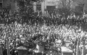 Dosad nepoznata fotografija svečanog posvećenja Bogorodičinih zvona iz 1932. godine