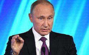 Vladimir Putin / Foto Kremlin.ru