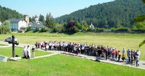 Spomenik nastradalim Srbaima u Vozeći na Ozrenu