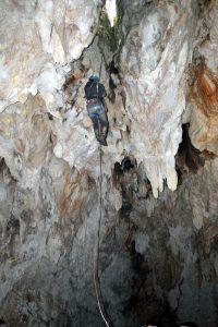 Spuštanje u jamu
