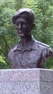 Spomenik Tiboru Cerni