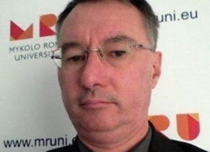 Prof. dr Vladislav B. Sotirović