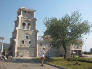 Crkva u Prebilovcima (foto S.Bjelica)