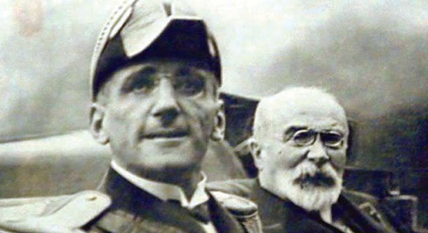 Kralj Aleksandar Karađorđević i Luj Bartu, francuski ministar pred atentat