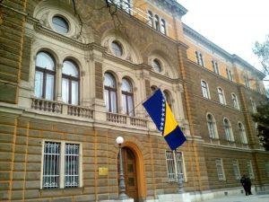 Zgrada Predsedništva BiH u Sarajevu (Foto A. Cvetičanin)
