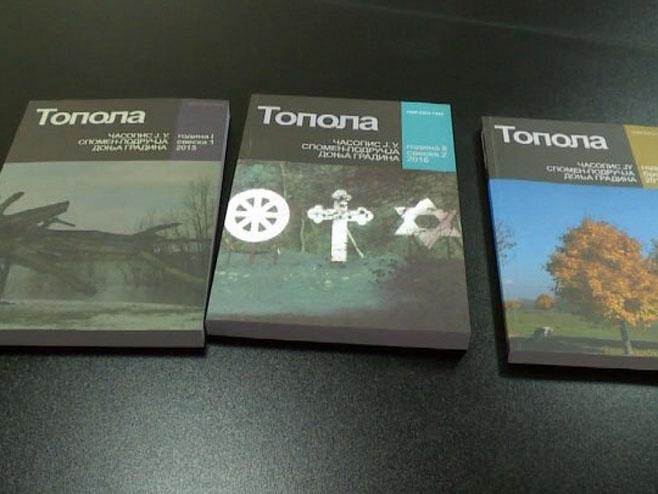 "Časopis ""Topola"" Foto: RTRS"
