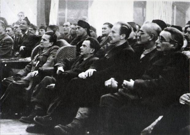 SVEDOČANSTVO Drugo zasedanje AVNOJ-a