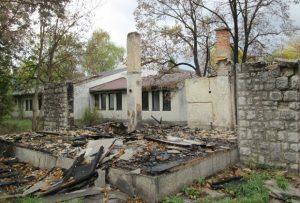 Zgrada nekadašnjeg Doma zdravlja Foto S. Mišljenović