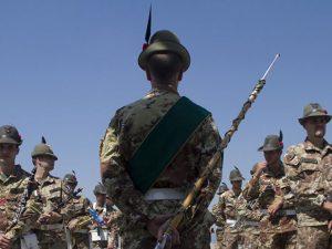 Италијански војници при саставу КФОР-а Фото: АП