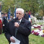 Nadahnut govor: Ivan Janković (Foto: O. Đoković)