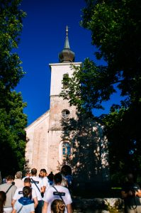 Manastir Usjekovanja glave Sv. Jovana Krstitelja u selu Medak, Lika.