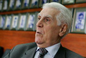 Akademik Vasilije Krestić (Foto R. Krstinić)