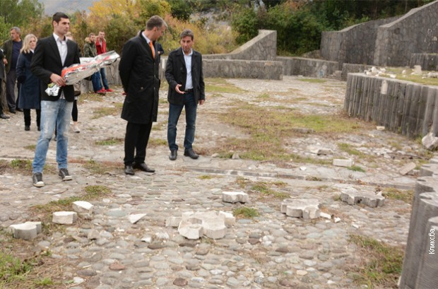 Partizansko groblje u Mostaru ponovo na meti vandala