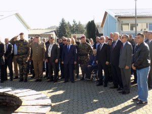 U Trnu kod Laktaša danas je obilježeno 25 godina od osnivanja Šestog odreda Specijalne brigade policije, jedne od najelitnijih specijalnih jedinica Republike Srpske.