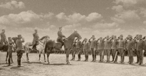 Srpska dobrovoljačka divizija pred ruskim carem