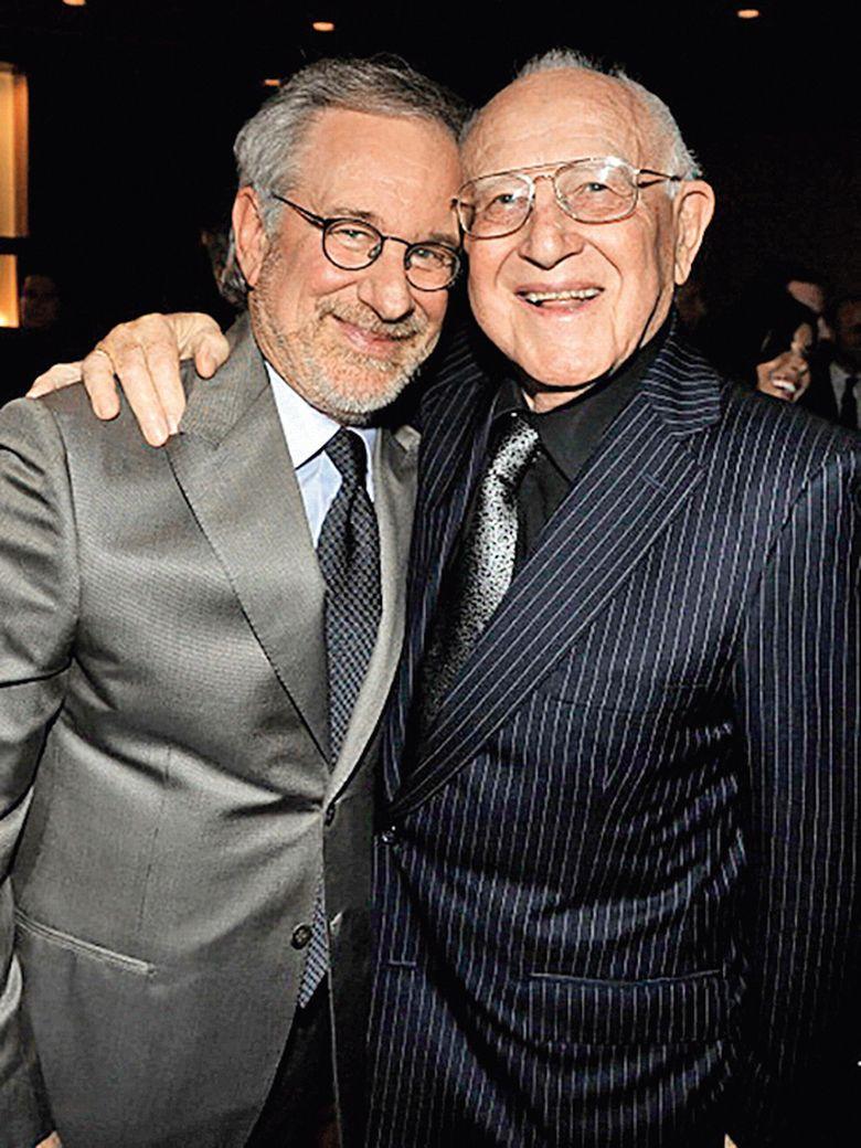 Steven Spielberg i Branko Lustig