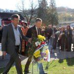 """U okviru obilježavanja krsne slave Rudnika i Termoelektrane /RiTE/ """"Ugljevik"""" - Mratindana, danas je služen parastos za 46 radnika koji su poginuli u odbrambeno-otadžbinskom ratu kao pripadnici Vojske Republike Srpske."""
