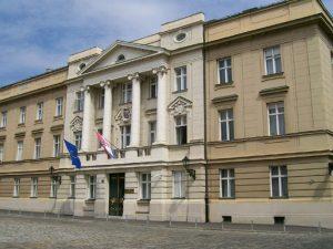 Zagreb: Hrvatski sabor Foto: Wikipedia