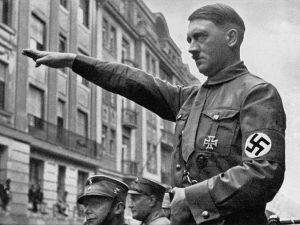 Адолф Хитлер (Фото Википедија)