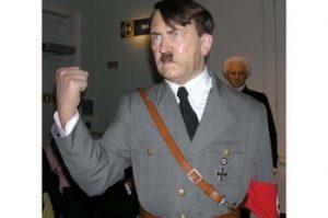 Hitlerova voštana figura Foto: Gorila - Jutarnji List