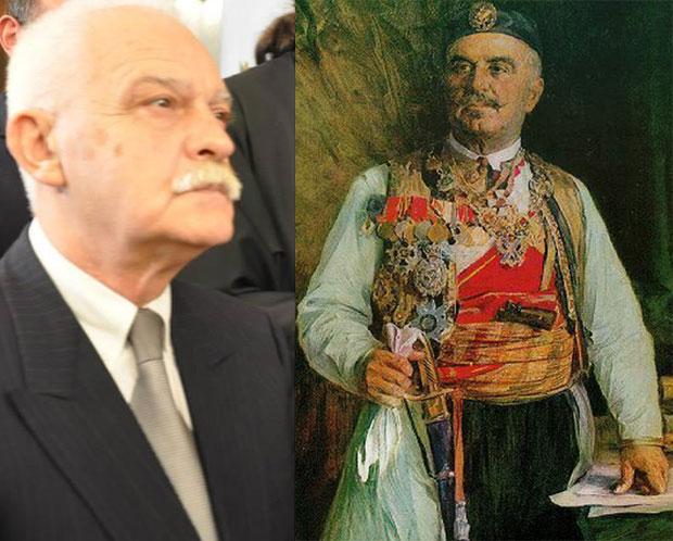 Hroničar Jovan Markuš, Državnik Kralj Nikola
