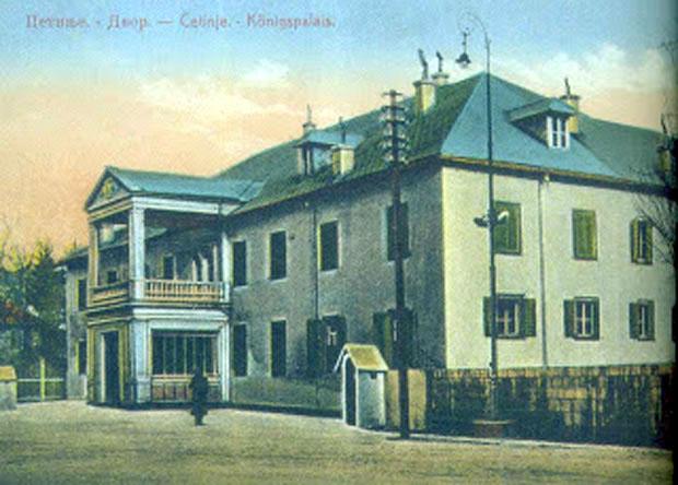 DINASTIJA Dvorac na Cetinju