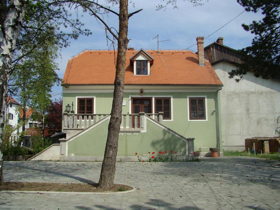 Manastir Svete Petke u Zagrebu