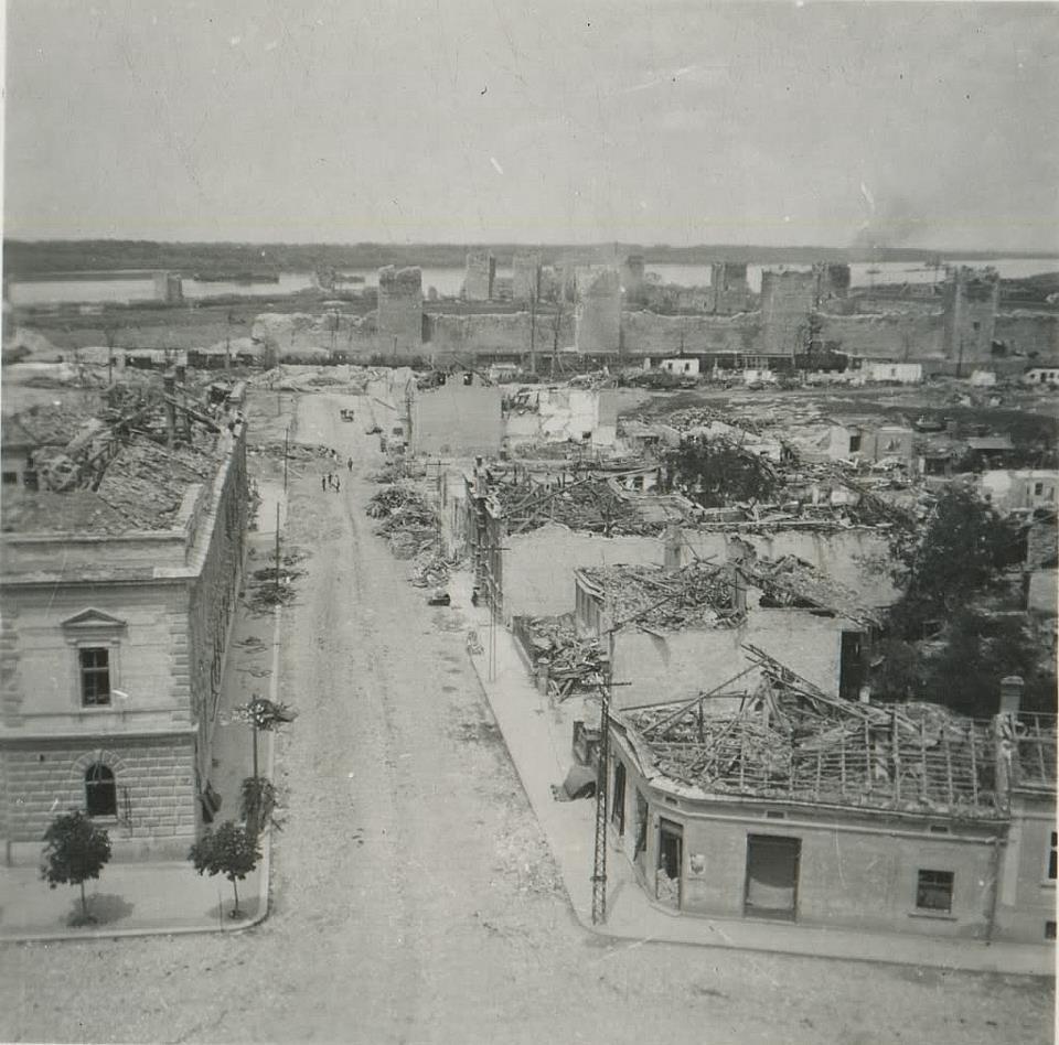 Jutro posle razaranja. Kolekcija Dušan Napijalo
