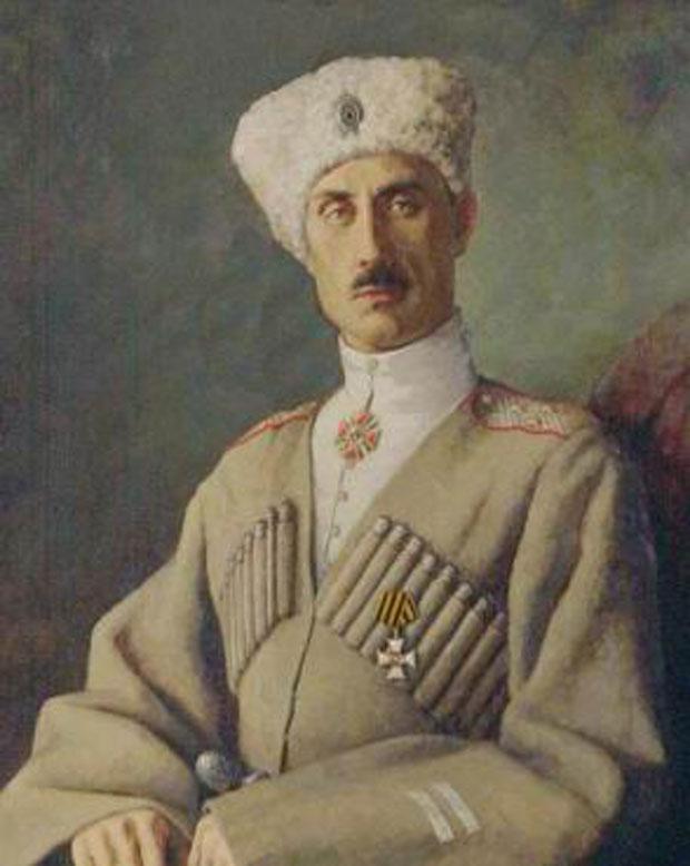 POJAČANjE General Petar Vrangel